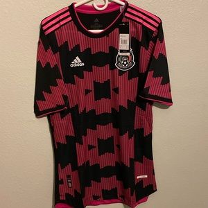 Mexico jersey players version